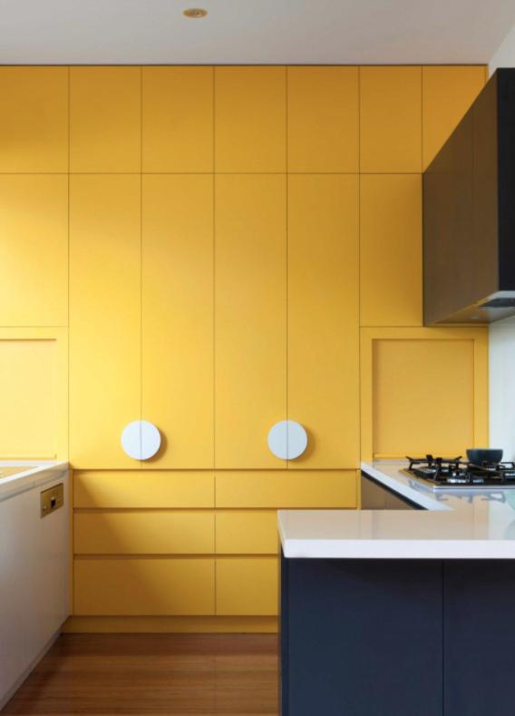 Arredare con il giallo la tua cucina